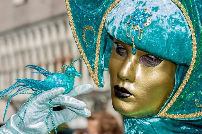 Venice - The libertine carnival