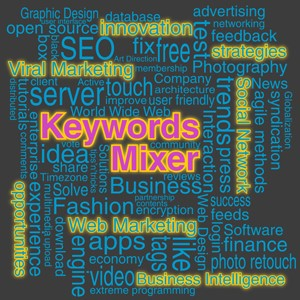 Keywords Mixer: download the free web marketing tool